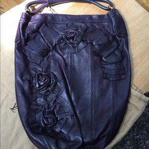 Valentino floral bucket bag